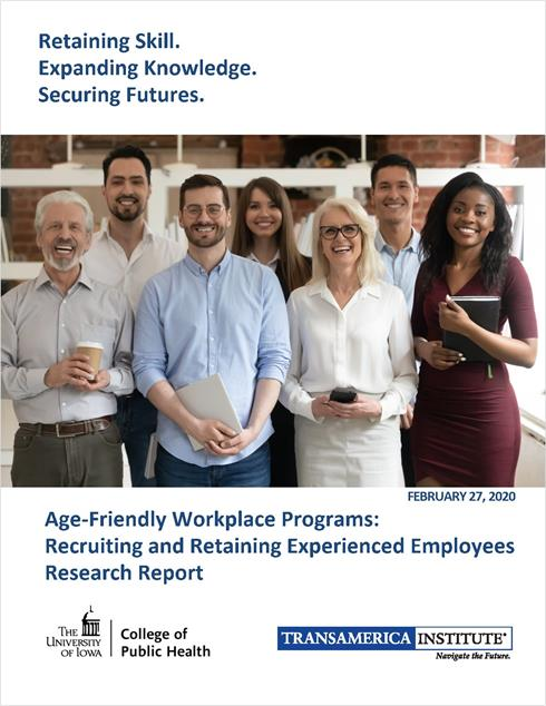 Colorado Age-Friendly Workplaces Research Report